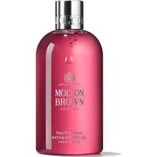 Molton Brown Fiery Pink Pepper Bath & Shower Gel 300ml