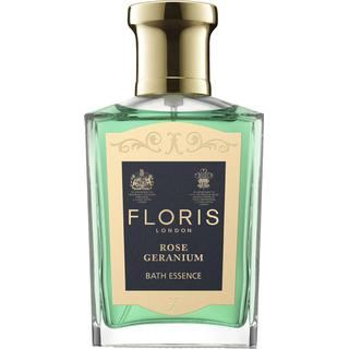Floris London Rose Geranium Bath Essence 50ml
