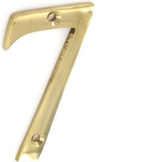 Securit Brass Number 7 50mm (S2487)