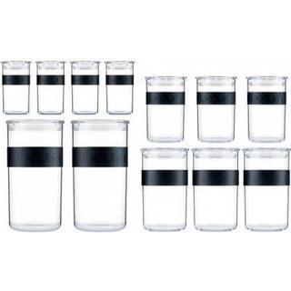Bodum Presso Storage Jars 12 pcs