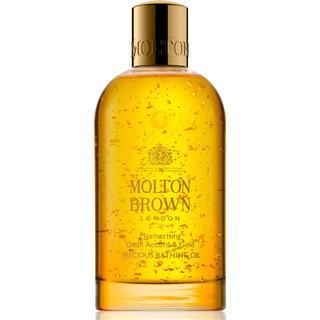 Molton Brown Mesmerising Oudh Accord & Gold Precious Bathing Oil 200ml