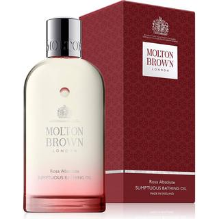 Molton Brown Rosa Absolute Sumptuous Bathing Oil 200mll