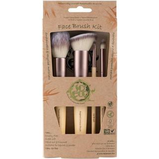 So Eco Face Brush Kit 4-pack