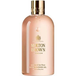 Molton Brown Bath & Shower Gel Jasmine & Sun Rose 300ml