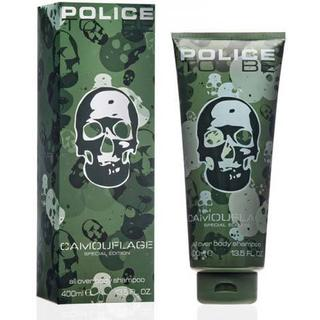 Police To Be Camouflage All Over Body Shampoo 400ml