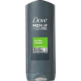 Dove Men+Care Extra Fresh Body Wash 250ml