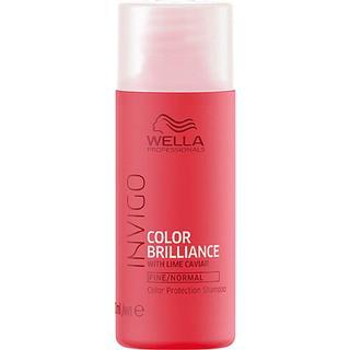 Wella Invigo Color Brilliance Color Protection Shampoo Fine/Normal Hair 50ml
