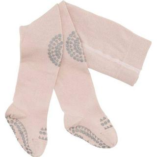 Go Baby Go Crawling Tights - Soft Pink Gilter