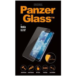 PanzerGlass Edge to Edge Screen Protector (Nokia 8.1/X7)