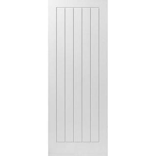 JB Kind Cottage 5 Primed Fire Interior Door (68.6x198.1cm)