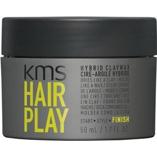 KMS California HairPlay Hybrid Claywax 50ml