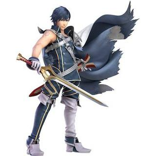 Nintendo Amiibo - Super Smash Bros. Collection - Chrom