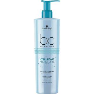 Schwarzkopf BC Hyaluronic Moisture Kick Micellar Cleansing Conditioner 500ml