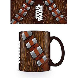 Star Wars Chewbacca Torso Cup 31.5 cl