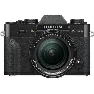Fujifilm X-T30 + XF 18-55mm F2.8-4 OIS