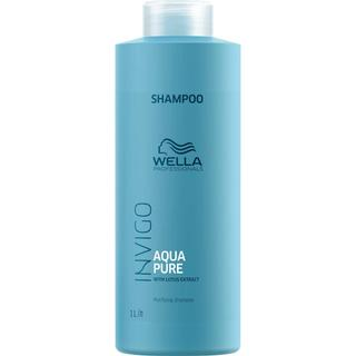 Wella Invigo Balance Aqua Pure Purifying Shampoo1000ml
