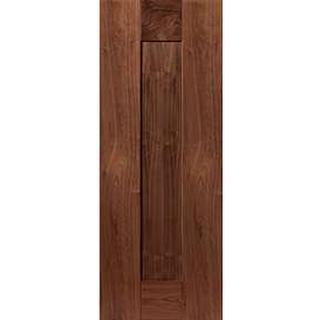 JB Kind Axis Walnut Pre-finished Interior Door (68.6x198.1cm)