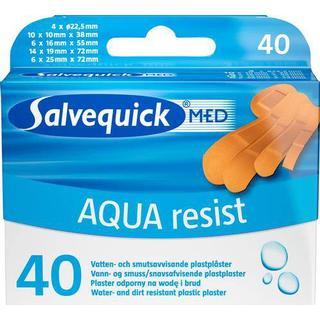 Salvequick Aqua Resist 40-pack