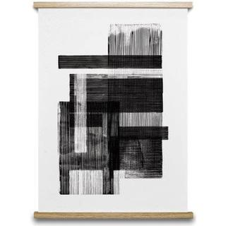 Paper Collective Midnight 02 30x40cm Poster