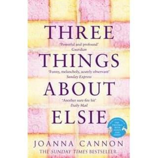 Three Things About Elsie (Paperback, 2018)