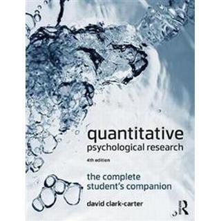 Quantitative Psychological Research (Paperback, 2018)
