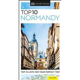 Top 10 Normandy (Paperback, 2019)