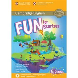 Fun for Starters Student's Book with Online Activities with Audio and Home Fun Booklet 2 (Other, 2016)
