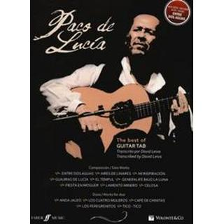 Best of Paco De Lucia (Guitar Tab)