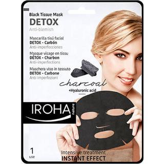 Iroha Charcoal Detox Sheet Mask
