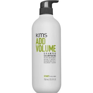 KMS California Addvolume Shampoo 750ml