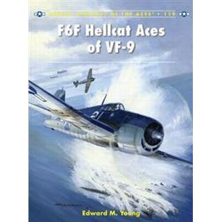 F6F Hellcat Aces of VF-9 (Paperback, 2014)