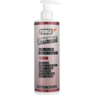 Fudge Colour Conditioner Red 500ml