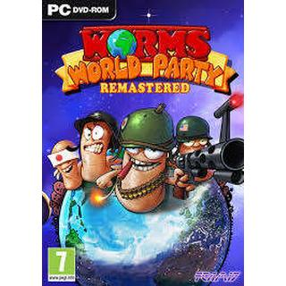 Worms World Party: Remastered