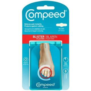 Compeed Blister on Toes 8-pack