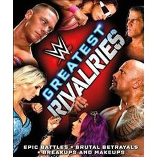 WWE Greatest Rivalries (Hardcover, 2019)