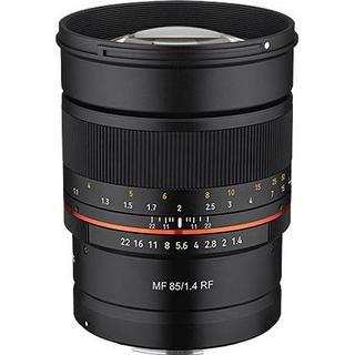 Samyang MF 85mm F1.4 for Canon RF