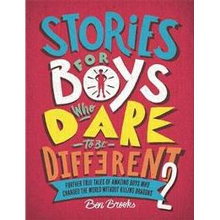 Stories for Boys Who Dare to be Different 2 (Hardcover, 2019)
