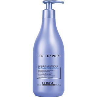 L'Oreal Paris Serie Expert Blondifier Cool Shampoo 500ml