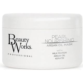 Beauty Works Pearl Nourishing Argan Oil Mask 250ml