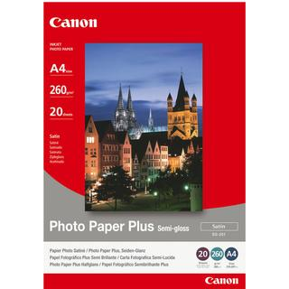 Canon SG-201 Plus Semi-gloss Satin 260g A4 20