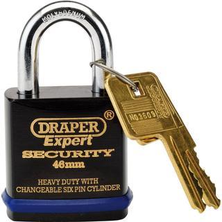 Draper Expert 46mm Padlock 64192