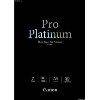Canon PT-101 Pro Platinum 300g A4 20