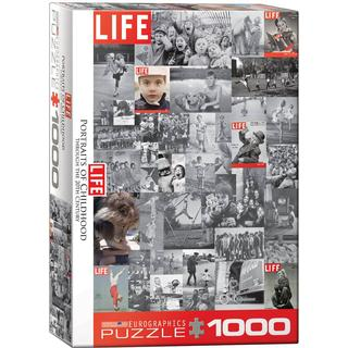 Eurographics Life Portraits of Childhood Through the 20th Century 1000 Pieces