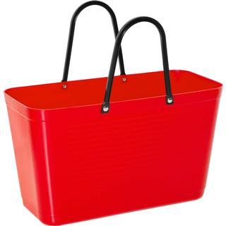 Hinza Shopping Bag Large - Red