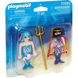 Playmobil Sea King & Mermaid 70082