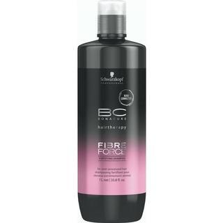 Schwarzkopf BC Fibre Force Fortifying Shampoo 1000ml