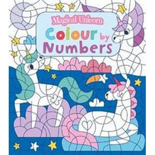 Magical Unicorn Colour by Numbers (Paperback, 2019)