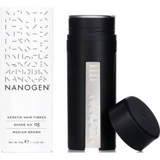 Nanogen Keratin Hair Fibres #05 Medium Brown 30g