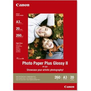 Canon PP-201 Glossy 260g A3 20