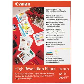 Canon HR-101N High Resolution Paper 106g A4 200